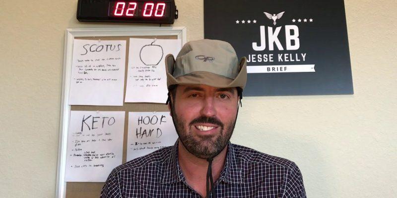 Jesse Kelly Brief: SCOTUS Pick, RBG, Keto, Hook Hand