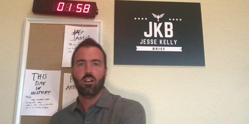 Jesse Kelly Brief: SCOTUS, Janus, Civility, Big Announcement