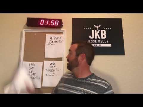 Jesse Kelly Brief: Hijab Barbie, Mission Impossible, TDIH, Air Force