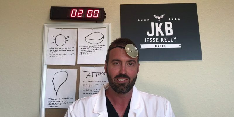 Jesse Kelly Brief: Ticks, Steaks, Turkey, Tattoos on women