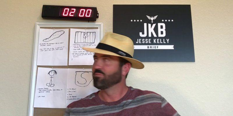 Jesse Kelly Brief: French Vegans, Prison Breaks, Cohen, Superhero Movies Ranked