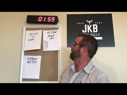 Jesse Kelly Brief: Jeong vs. Harris, Action Stars, Urban