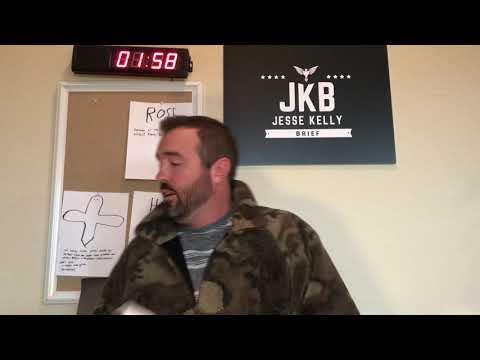 Jesse Kelly Brief: Asians, Female Pilots, Ross, Hard Knocks