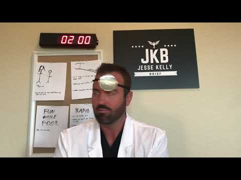 Jesse Kelly Brief: The Doctor is in