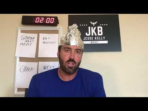 Jesse Kelly Brief: The Alex Jones Edition